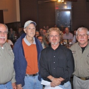 Trout Unlimited donates $4,000 to the Warnell School of Forestry