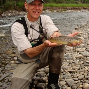 September Meeting: Chapter Voting & Trout Fishing in Argentina